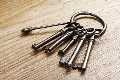 Mazzo di chiavi